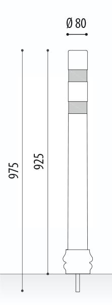 measures aflex dt 80 screw